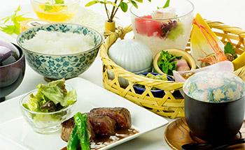 京都 ゆう月 会席 子供料理 たんばぎゅう