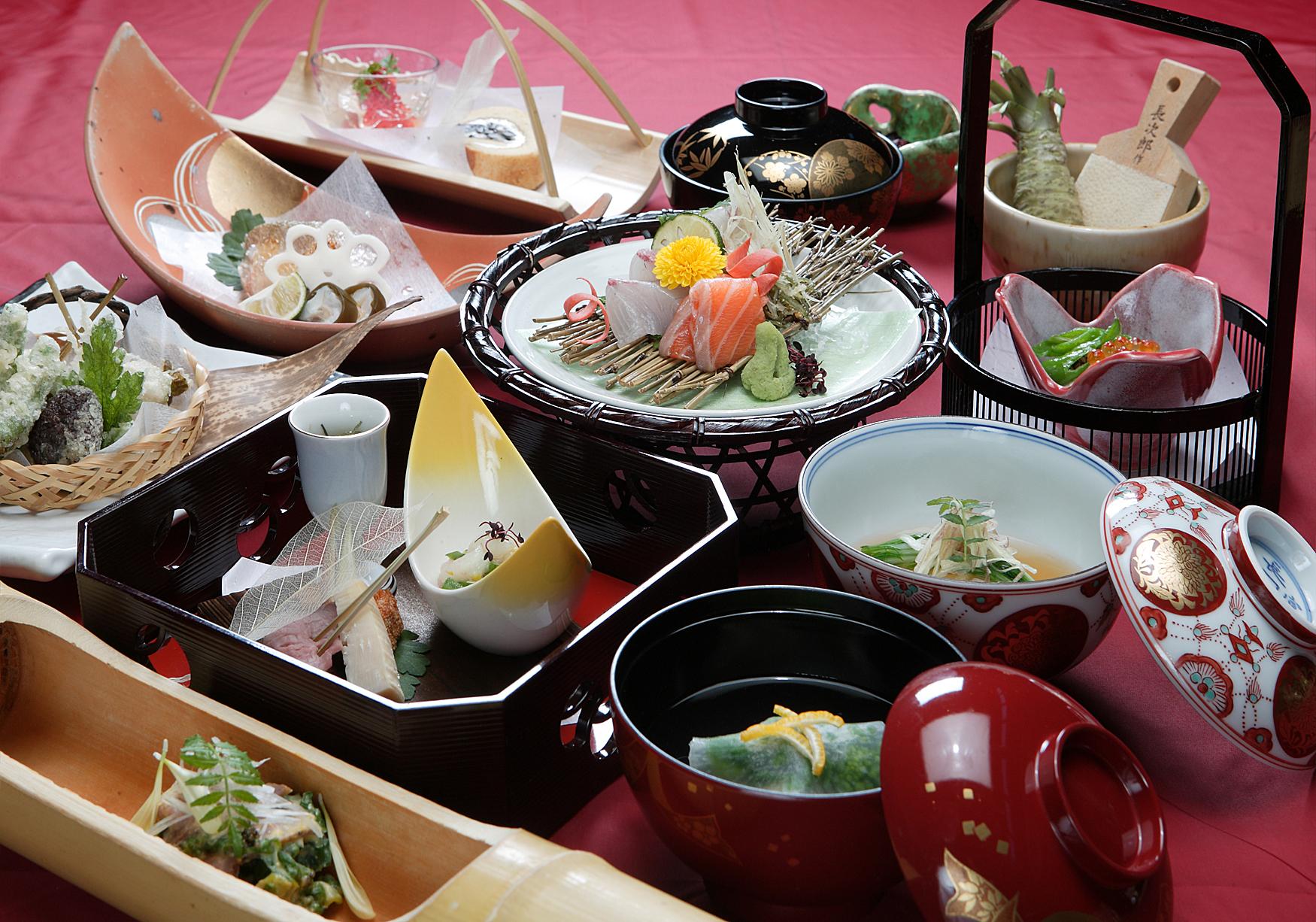 綾部 料亭 ゆう月 会席料理 和食 懐石料理 日本料理 旬