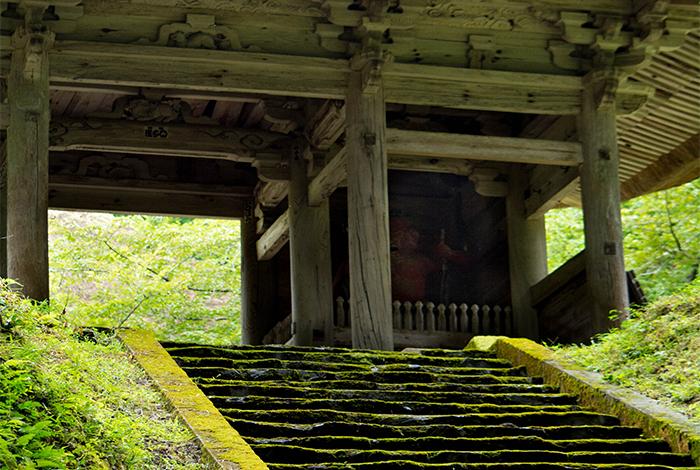 綾部の料亭 ゆう月 法事のお寺写真