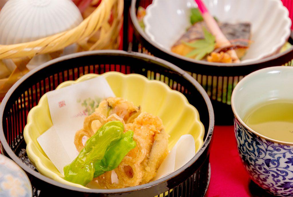 綾部の料亭 ゆう月 海の京都 綾部むすび 季節料理