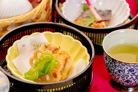 綾部の料亭 ゆう月の綾部むすび 海の京都 季節料理