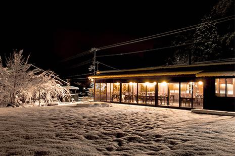 綾部の料亭 ゆう月 団体向け飲み放題付きお料理プランを提供する別館