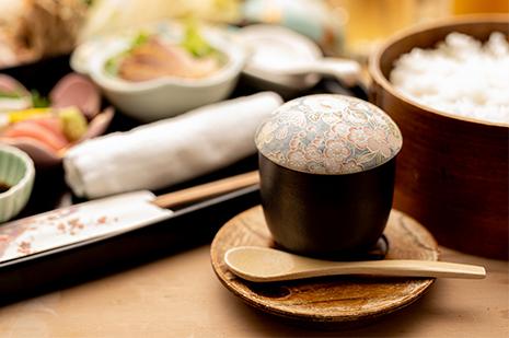 綾部の和食レストラン ゆう月のコロナ対策 1人鍋