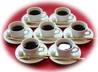 プレミアム商品券をご利用でグループ皆様全員分の「食後のコーヒー」をサービス。