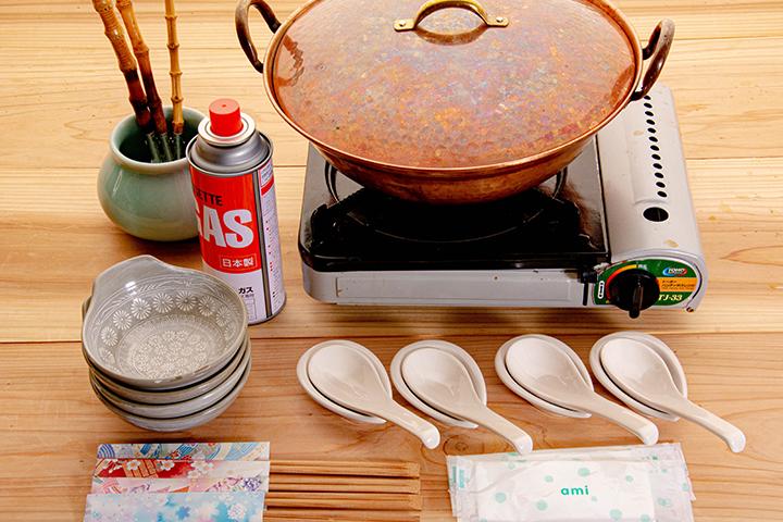 綾部市 和食 レストラン ゆう月 鍋料理 デリバリー テイクアウト