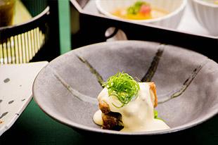 京都 会席料理 料亭 豚の角煮