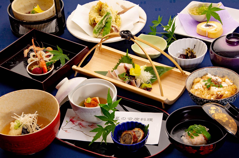綾部のレストラン ゆう月 会席料理 法事 初盆 京野菜