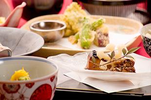 1月の会席 冬の焼き物 海の京都 旬の食材提供店 寒ブリ