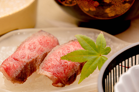 綾部の料亭 ゆう月 京都 丹波牛会席 季節料理 寿司